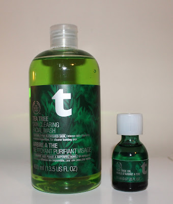 The Body Shop Tea Tree Super-Sized Collection