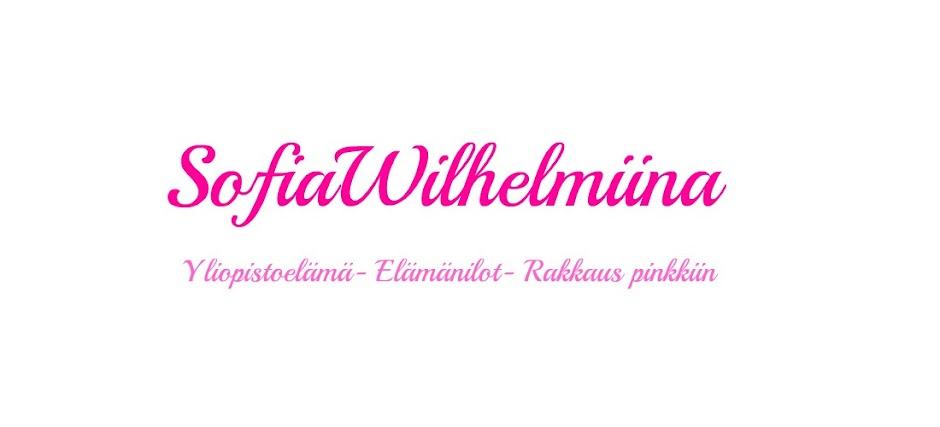 SofiaWilhelmiina