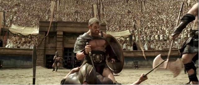 """Imágenes de la película """"Hercules: The Legend Begins"""""""