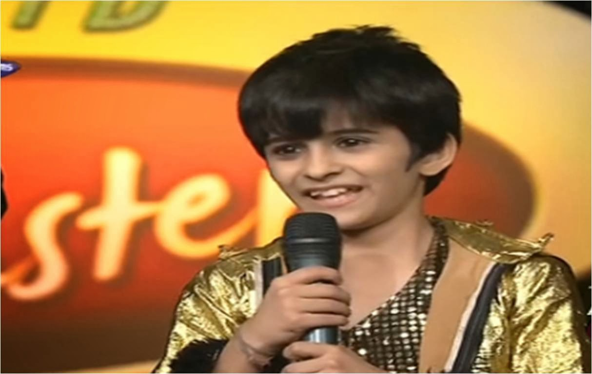 DID Little Masters contestant Hardik