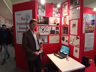 inventeur belge au salon Innova 2012