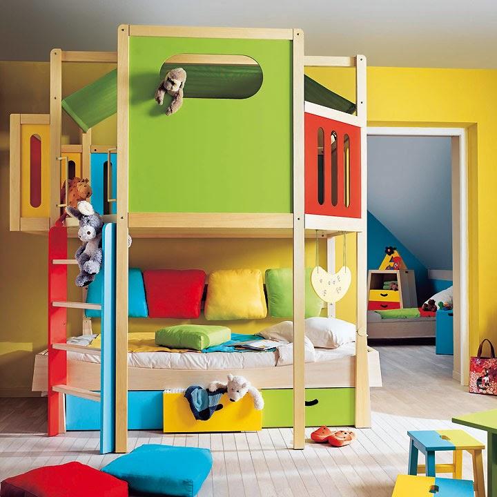 Chambre d 39 enfant garcon for Chambre d enfant