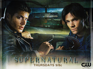 The 2012 STV Favourite TV Series Competition - Day 27 - Supernatural vs. Smallville & Once Upon A Time vs. Friends