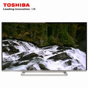 Buy Toshiba 47L5400 119.3 cm (47) Full HD LED Smart TV at Rs.53,890 after cashback : Buy To Earn