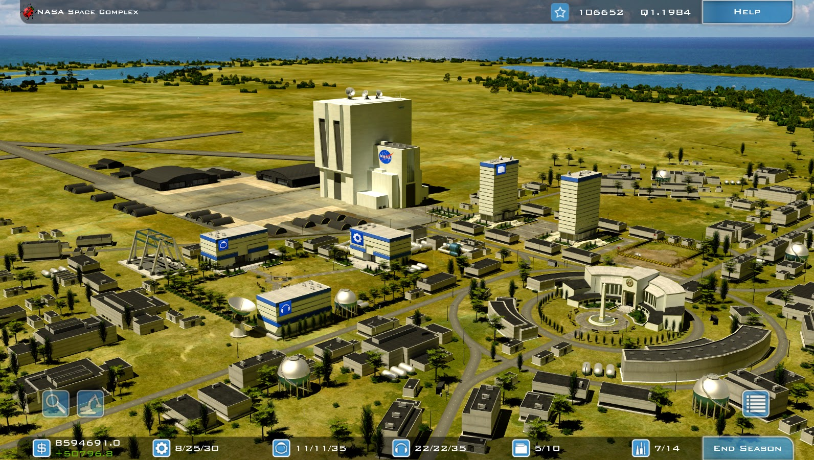Buzz Aldrin's Space Program Manager - PC Review - Chalgyr ...