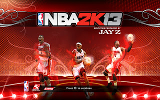 The Big Three Title Page Patch for NBA 2K13