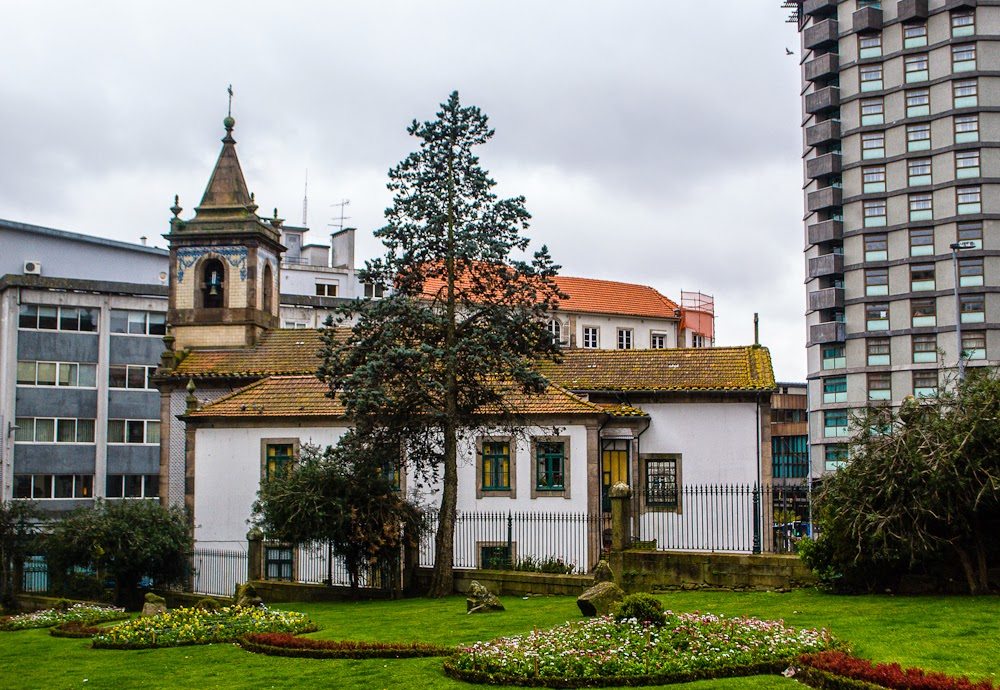 Buildings in porto