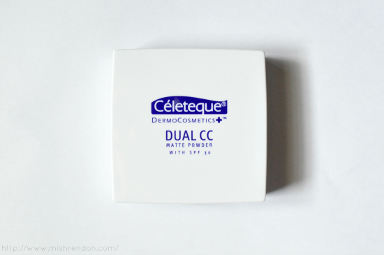 Celeteque DermoCosmetics (Swatches + First Impression) Dual CC Matte Powder