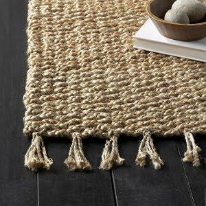 decorar con telas y textiles naturales