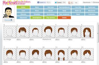 для того чтобы бесплатно создать аватарку используйте бесплатный онлайн сервис Portrait Illustration Maker