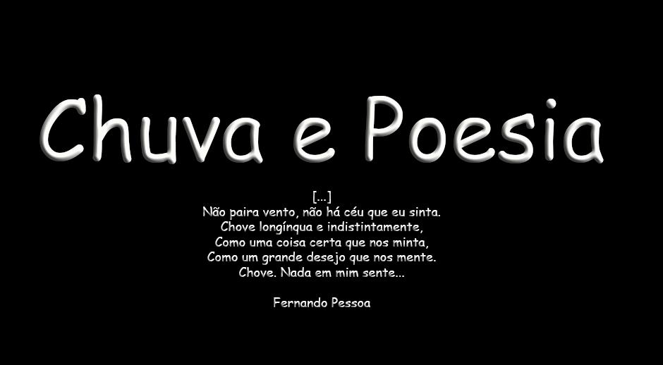 Chuva e Poesia