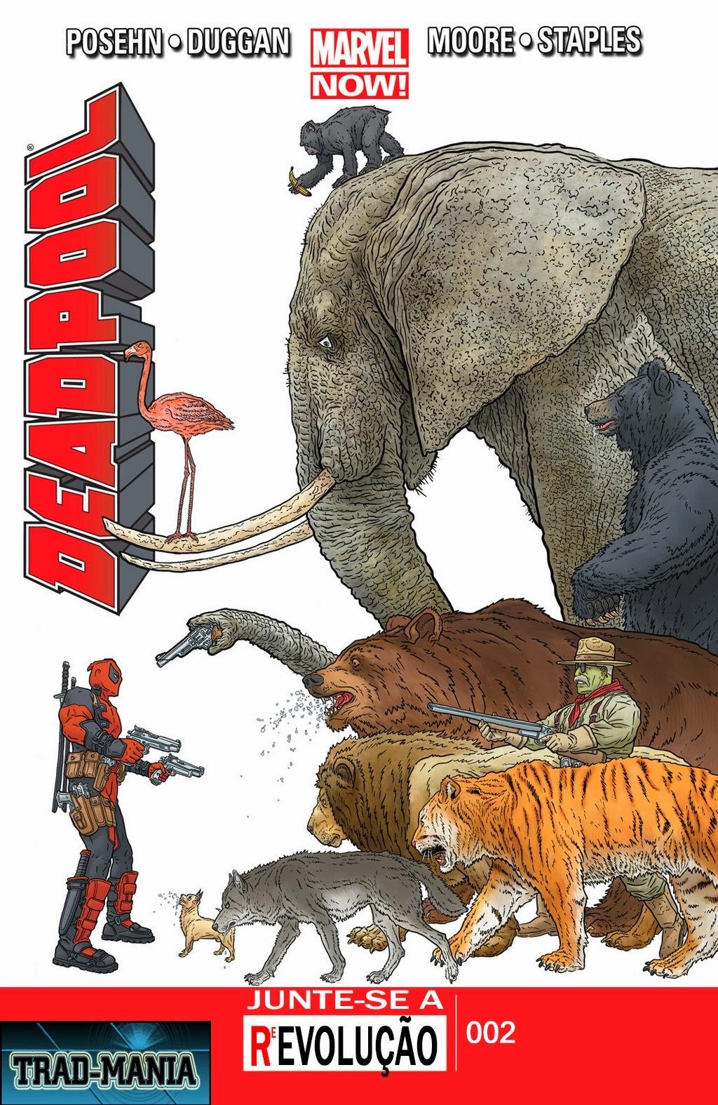 Nova Marvel! Deadpool v5 #2