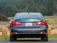 2014 Acura RLX Japanese car photos 4