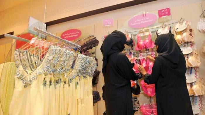 Video Behind The Scene, Ketika Wanita di Arab Saudi Beli Rok Mini