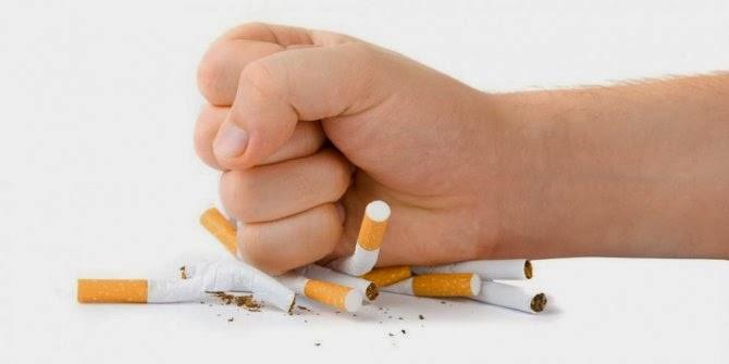 stop rokok