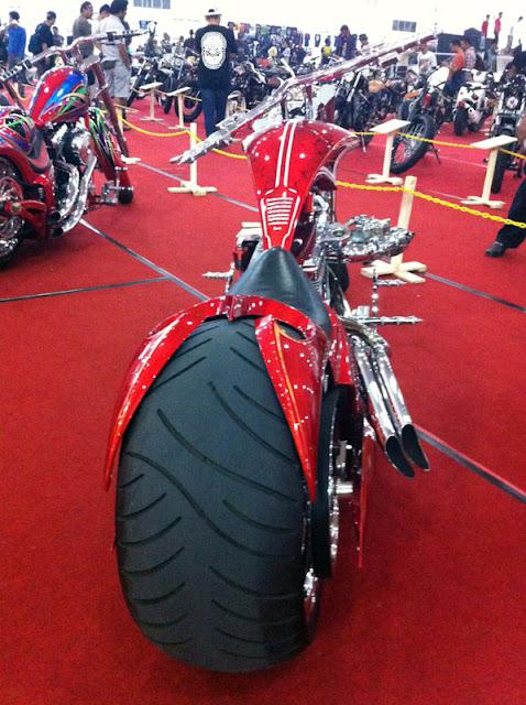 Kustomfest Kontes Modifikasi Motor Kota Jogja 2012 title=
