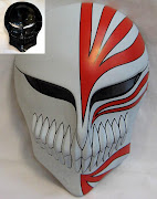 Bleach Hollow Mask. Unleash your inner hollow with this (back in stock now!