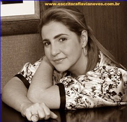 SITE  DA ESCRITORA FLÁVIA NEVES