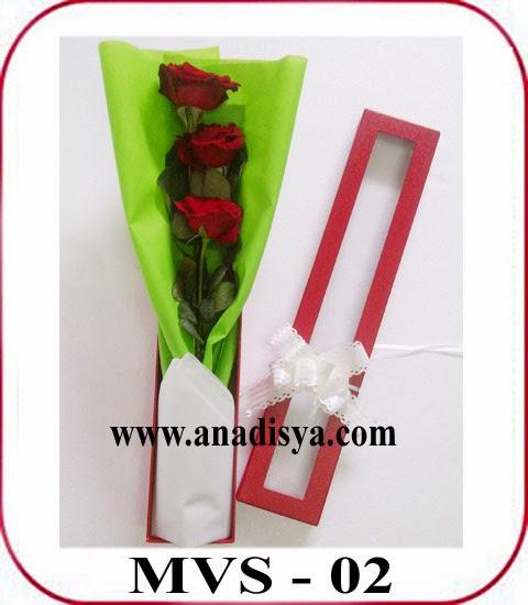 bunga mawar valentine