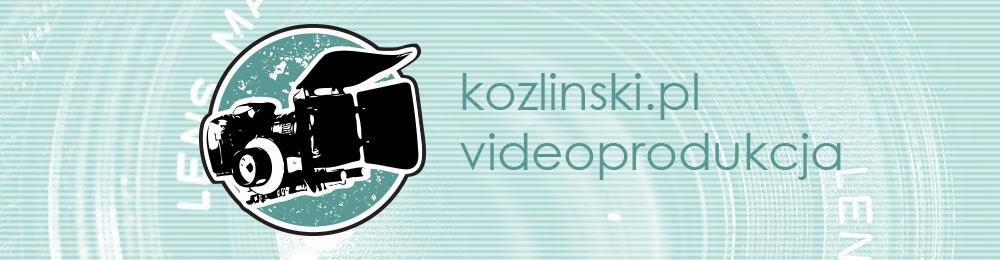 marcin koźliński - produkcja video
