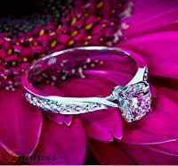 New Arrival Pretty Diamond Lady's Wedding Ring