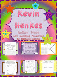 Author of the Month-Kevin Henkes