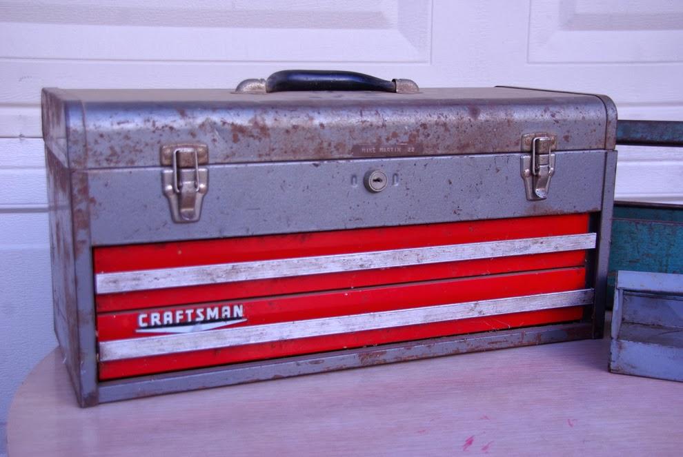 Finders Keepers Sold Vintage Craftsman Tool Boxes 70