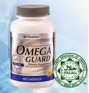 kegunaan omega guard shaklee