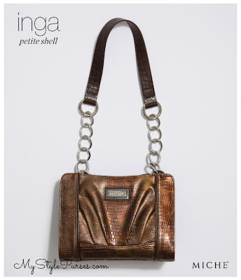 Miche Inga Petite Shell ~ May 2013 from MyStylePurses.com