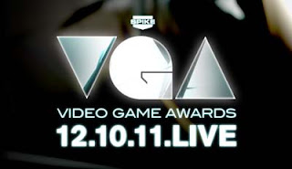 Video Game Awards 2011 logo