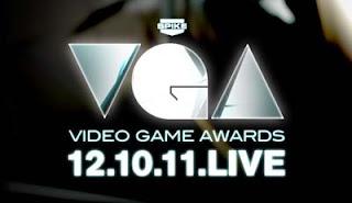 Video Game Awards 2011 logo