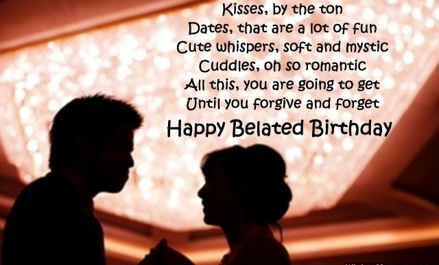 Cute Happy Birthday Quotes for boyfriend - This Blog About Health Technology ...