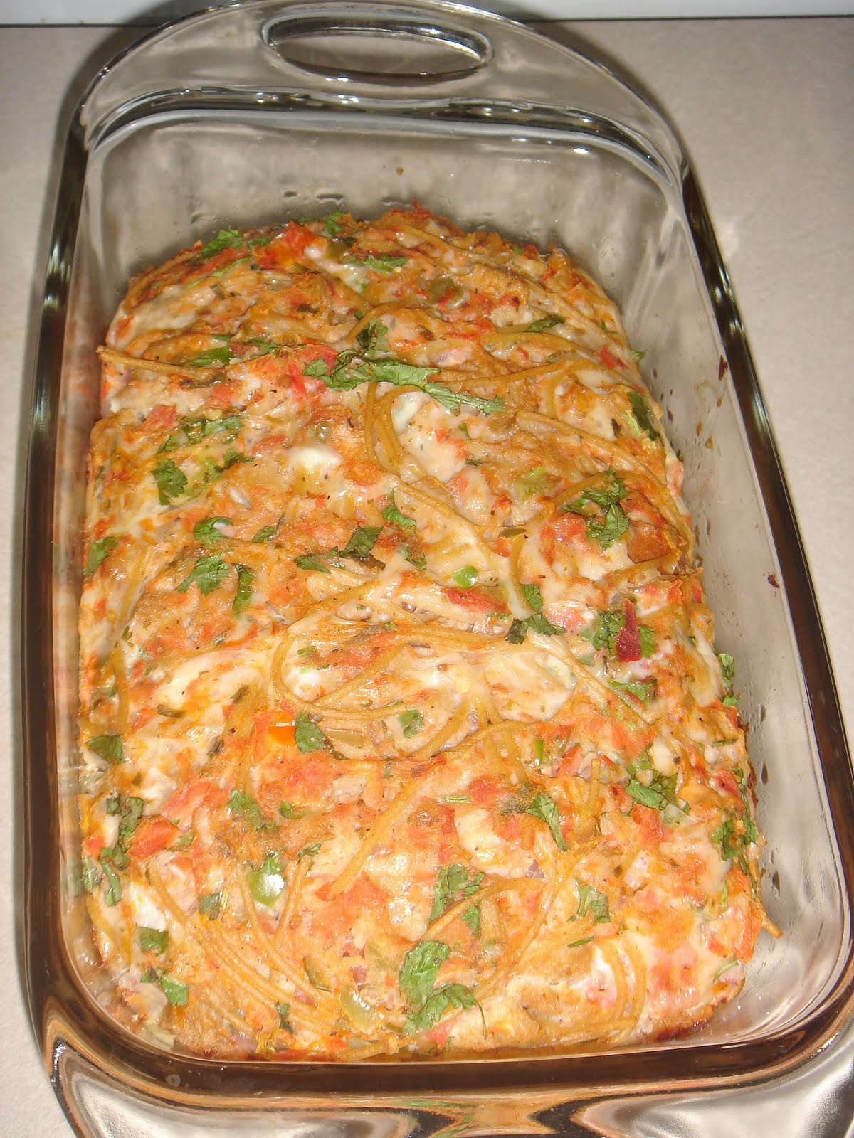 Good Food: Vegetable-Egg Casserole with Soya chunks