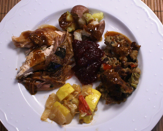 The 99 Cent Chef: Holiday Turkey Post Mortem - VIDEO