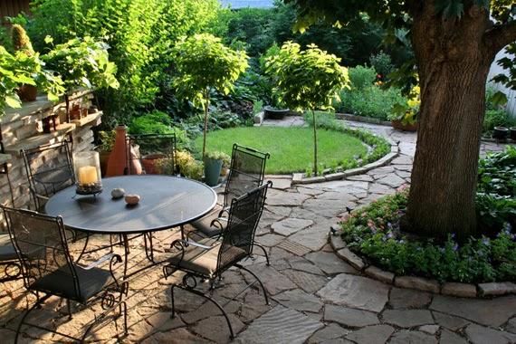 ideias para um jardim bonito:Dicas de Jardim: Ideias para o design do seu jardim