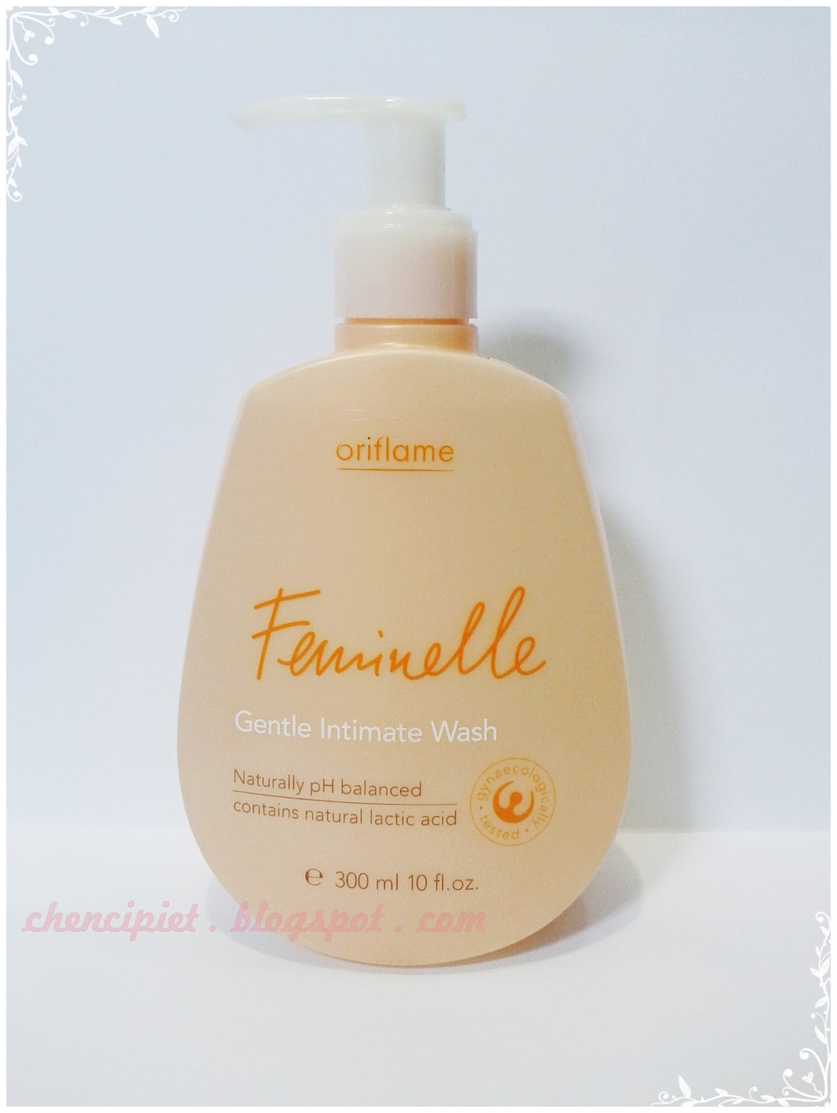 8d13dd5c12 chencipiet   review    Oriflame Feminelle Gentle Intimate Wash