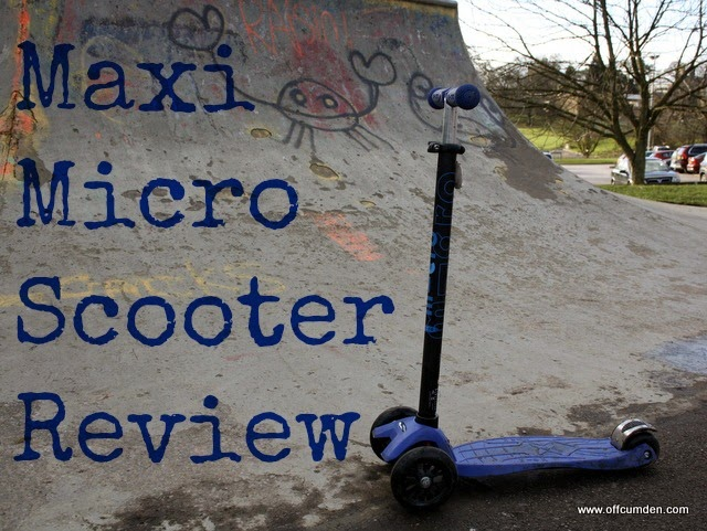 Micro Scooter Review