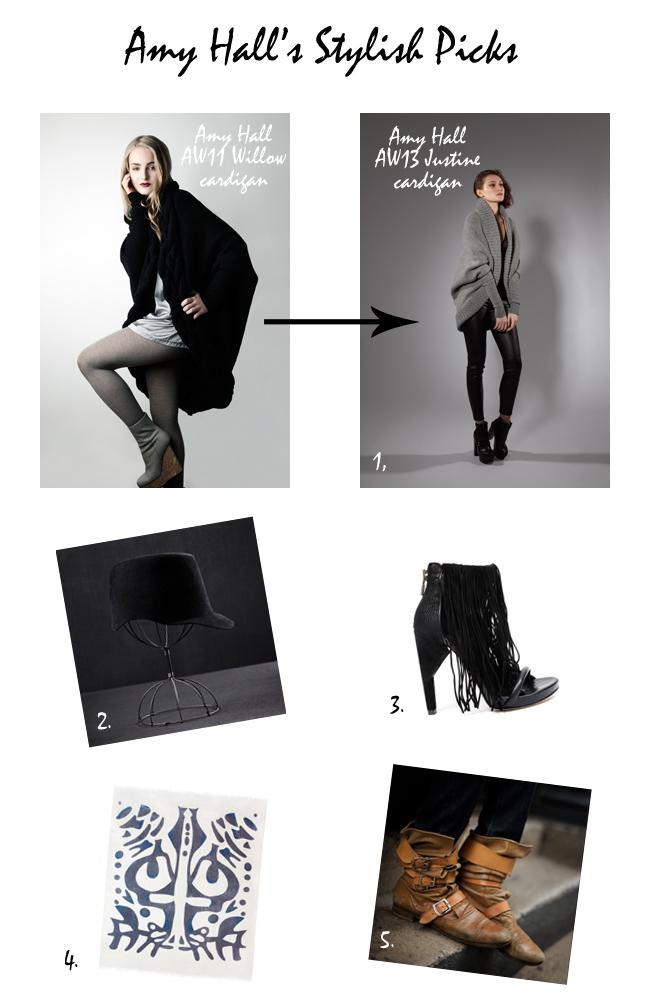 Interview - Knitwear Designer Amy Hall