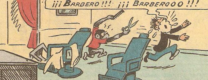 mono barbero