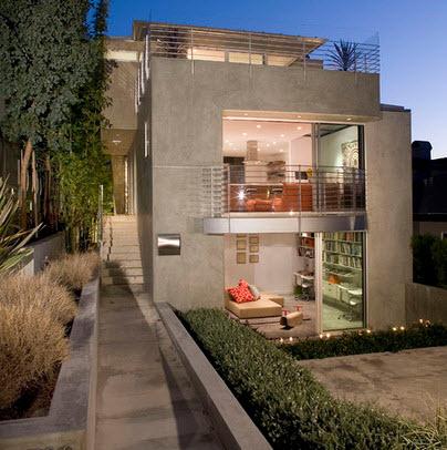 Fachadas de casas modernas todo para dise ar una hermosa for Fachada de casas modernas con balcon