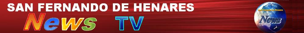 SAN FERNANDO DE HENARES NEWS TV