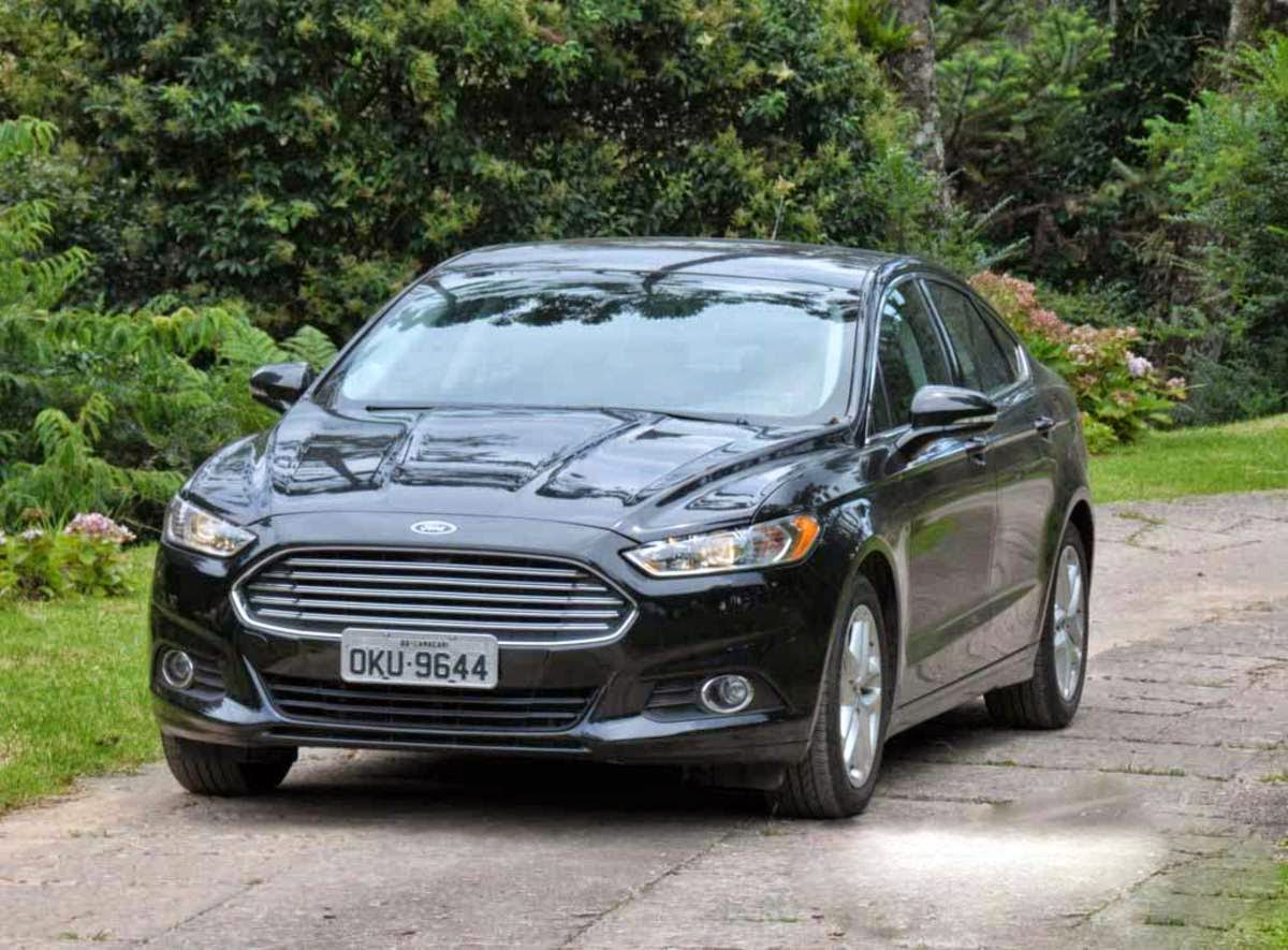 Ford Fusion 2014 2015 sedan fotos