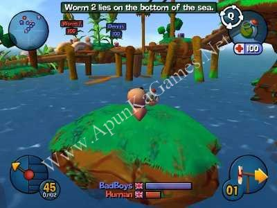 download game worms for pc