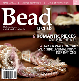 As Seen In Bead Trends - February 2013