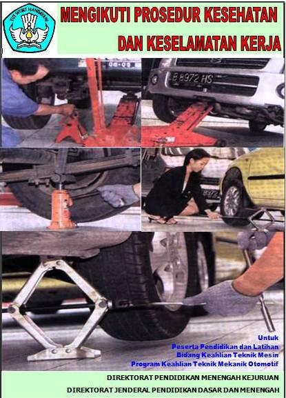 prosedur kesehatan dan keselamatan kerja di bengkel otomotif