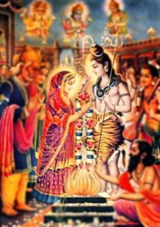 God Shiva Goddess Parvati Weddingi Images for free download