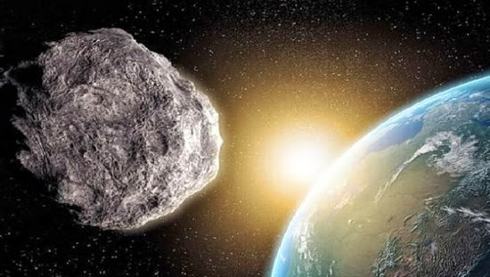 VIDEO: Asteroid 2014 DX110 Lintasi Bumi pada Kamis Dinihari Tadi