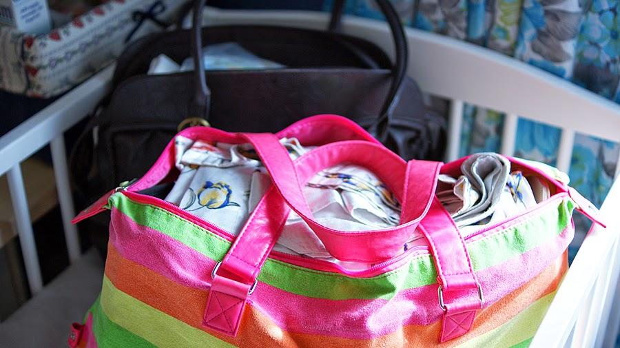 torby na porodówkę