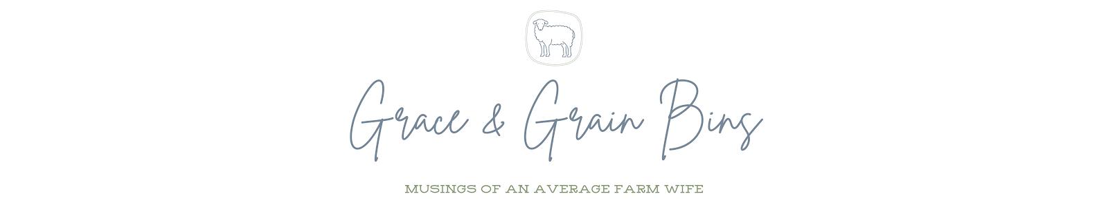 Grace & Grain Bins