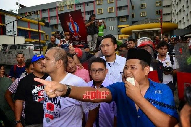 Pemuda UMNO Wilayah Persekutuan Tolak Ayat Al Quran Dr Maza Bagi Nasihat